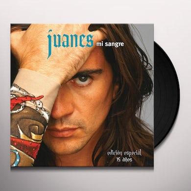 Juanes MI SANGRE Vinyl Record