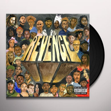 J. Cole REVENGE OF THE DREAMERS III: DIRECTOR'S CUT Vinyl Record