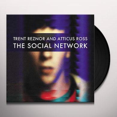 Trent Reznor & Atticus Ross The Social Network (Definitive Edition) (2 LP) Vinyl Record