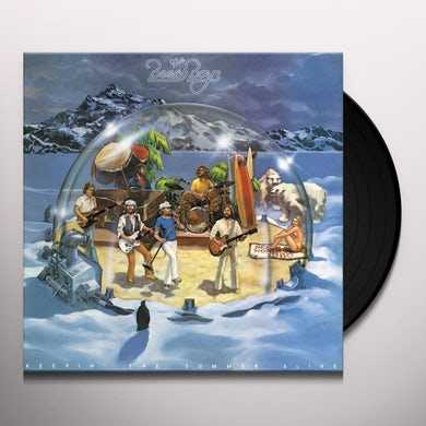 The Beach Boys KEEPIN THE SUMMER ALIVE Vinyl Record