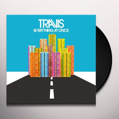 Travis Everything At Once (LP) Vinyl Record