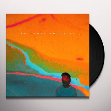 SG Lewis YOURS Vinyl Record