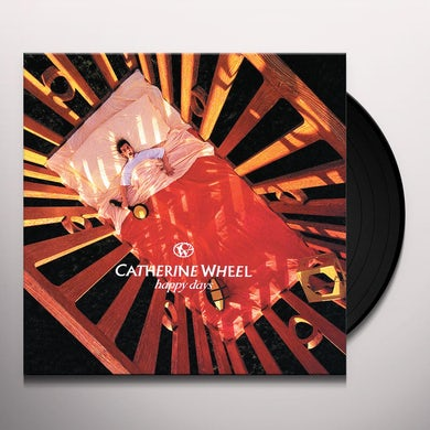 Catherine Wheel HAPPY DAYS Vinyl Record