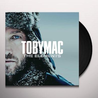 tobyMac ELEMENTS Vinyl Record