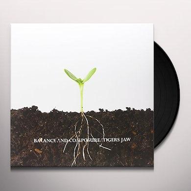 Tigers Jaw BALANCE & COMPOSURE Vinyl Record