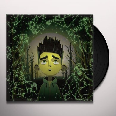 Jon Brion PARANORMAN / Original Soundtrack Vinyl Record