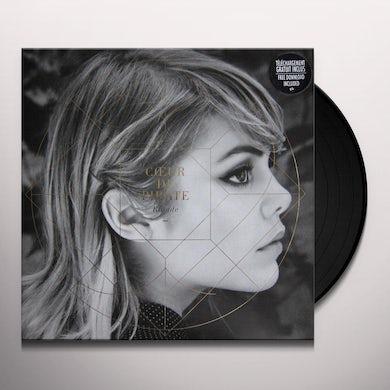 Coeur De Pirate BLONDE Vinyl Record