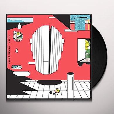 Klaus Johann Grobe DU BIST SO SYMMETRISCH Vinyl Record