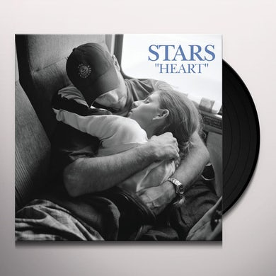 Stars HEART Vinyl Record
