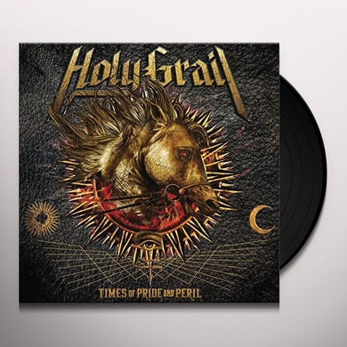 Holy Grail TIMES OF PRIDE & PERIL Vinyl Record