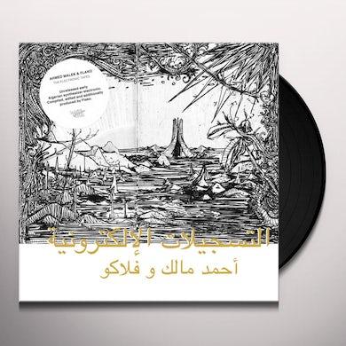 Ahmed Malek & Flako ELECTRONIC TAPES Vinyl Record