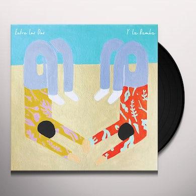 Y La Bamba ENTRE LOS DOS Vinyl Record