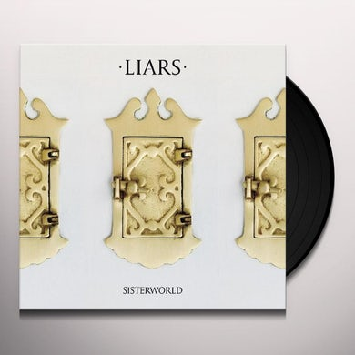 Liars SISTERWORLD Vinyl Record