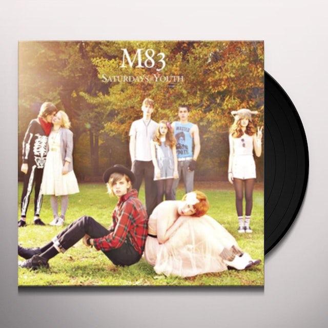 M83 SATURDAY = YOUTH Vinyl Record