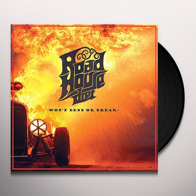 Roadhouse Diet WON'T BEND OR BREAK Vinyl Record