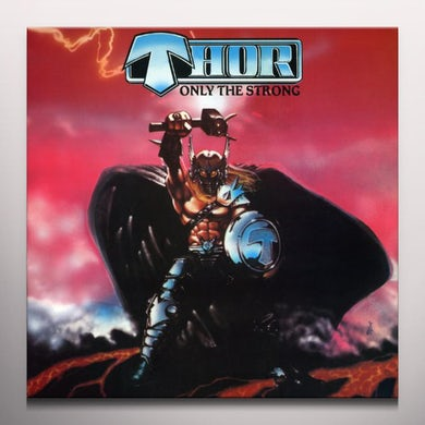 Thor ONLY THE STRONG Vinyl Record