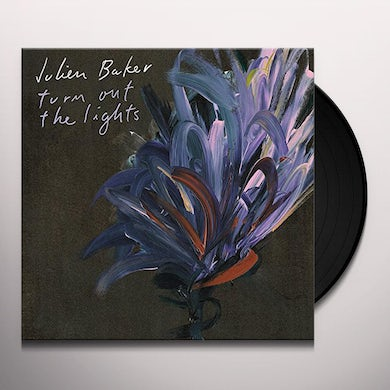 Julien Baker TURN OUT THE LIGHTS Vinyl Record