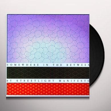 Streetlight Manifesto SOMEWHERE IN THE BETWEEN Vinyl Record