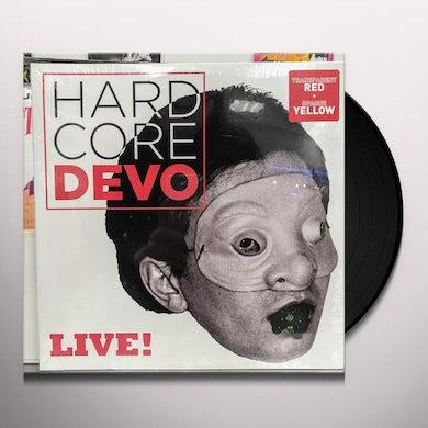 Hardcore Devo Live! (Colored Vinyl) Vinyl Record