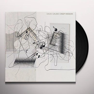 David Grubbs CREEP MISSION Vinyl Record