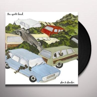 The Spinto Band SLIM & SLENDER Vinyl Record