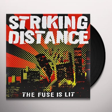 Striking Distance FUSE IS LIT Vinyl Record
