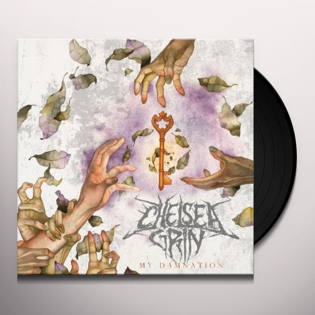 Chelsea Grin MY DAMNATION Vinyl Record
