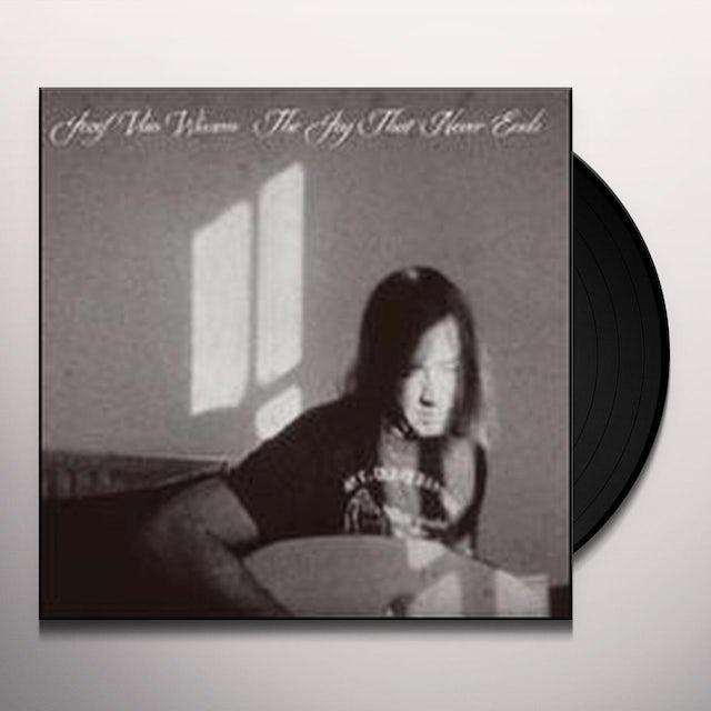 Jozef Van Wissem JOY THAT NEVER ENDS Vinyl Record