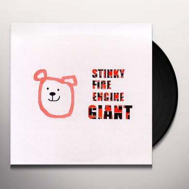 GIANT / THEME FROM STINKY FIRE ENGINE Vinyl Record