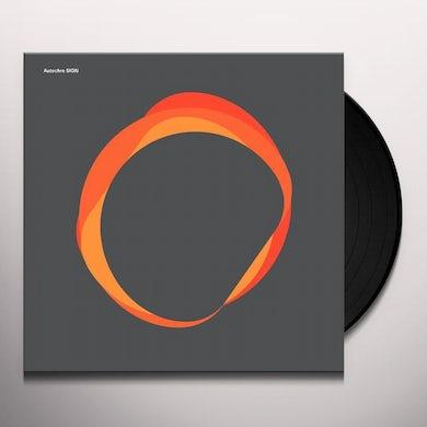 Autechre Sign Vinyl Record
