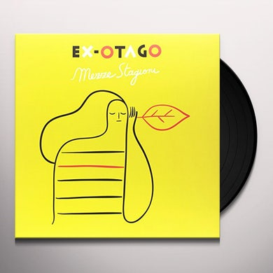 Ex-Otago MEZZE STAGIONI Vinyl Record