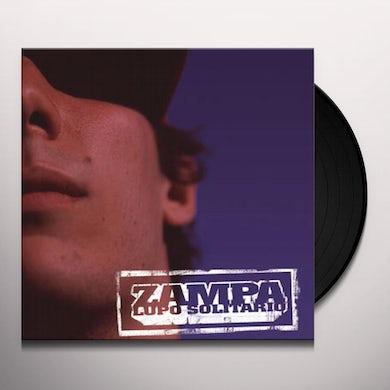 Zampa LUPO SOLITARIO Vinyl Record