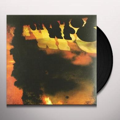 Ojm VOLCANO Vinyl Record