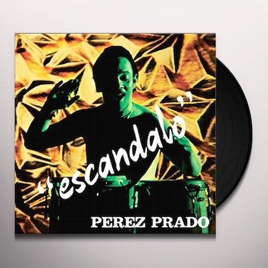 Perez Prado ESCANDALO Vinyl Record - UK Release