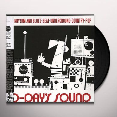 Piero Umiliani TO-DAY'S SOUND Vinyl Record