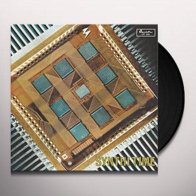Piero Umiliani SYNTHI TIME Vinyl Record