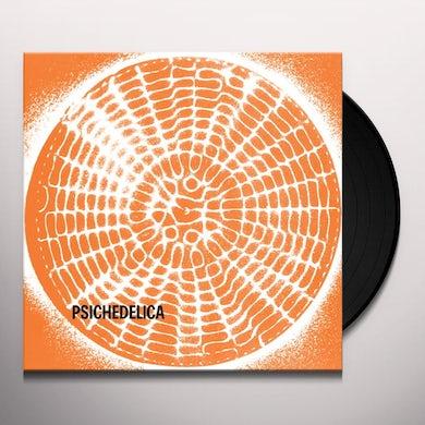 Piero Umiliani PSICHEDELICA Vinyl Record