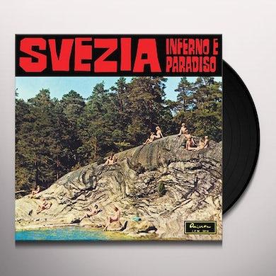 Piero Umiliani SVEZIA INFERNO E PARADISO - Original Soundtrack Vinyl Record