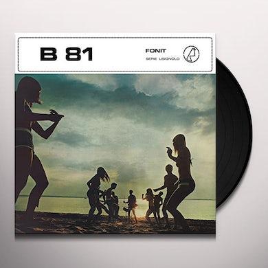FABIO FABOR B81 - BALLABILI ANNI '70 (UNDERGROUND) - Original Soundtrack Vinyl Record