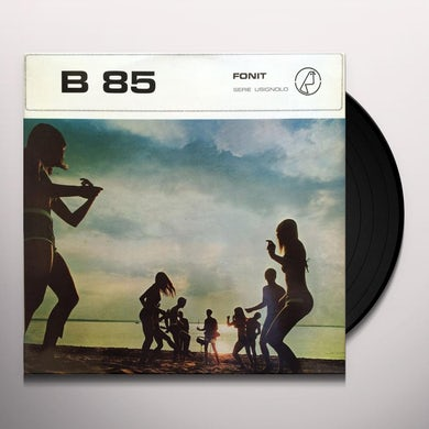 B85 - BALLABILI ANNI '70 (POP COUNTRY) - Original Soundtrack Vinyl Record