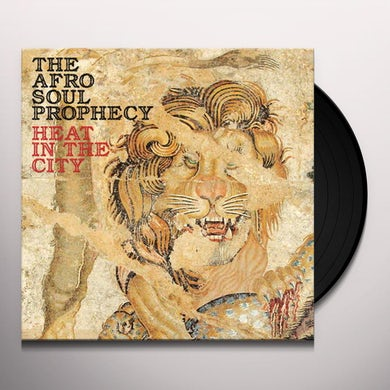 Puddu / Afro Soul Prophecy HEAT IN THE CITY Vinyl Record
