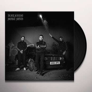HALSHUG SORT SIND Vinyl Record