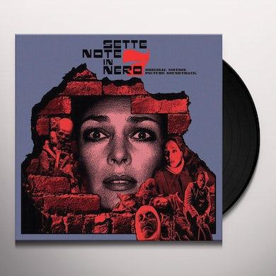 Sette Note In Nero / O.S.T. SETTE NOTE IN NERO / Original Soundtrack Vinyl Record