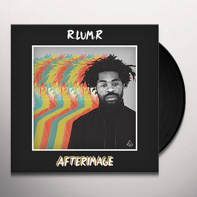 R.Lum.R AFTERIMAGE Vinyl Record