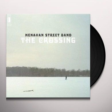 Menahan Street Band CROSSING Vinyl Record