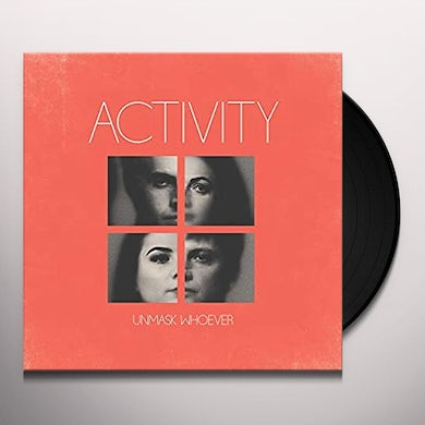 Activity UNMASK WHOEVER (COLOR VINYL) Vinyl Record