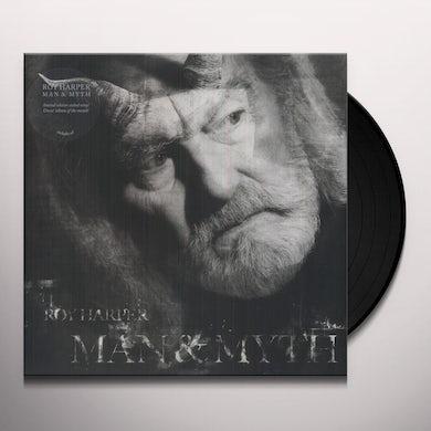 Roy Harper MAN & MYTH Vinyl Record