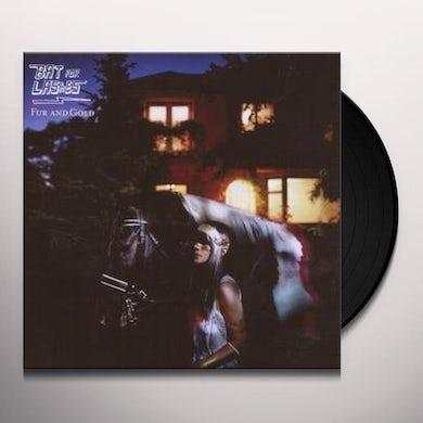 Bat For Lashes FUR & GOLD Vinyl Record - 180 Gram Pressing, Reissue