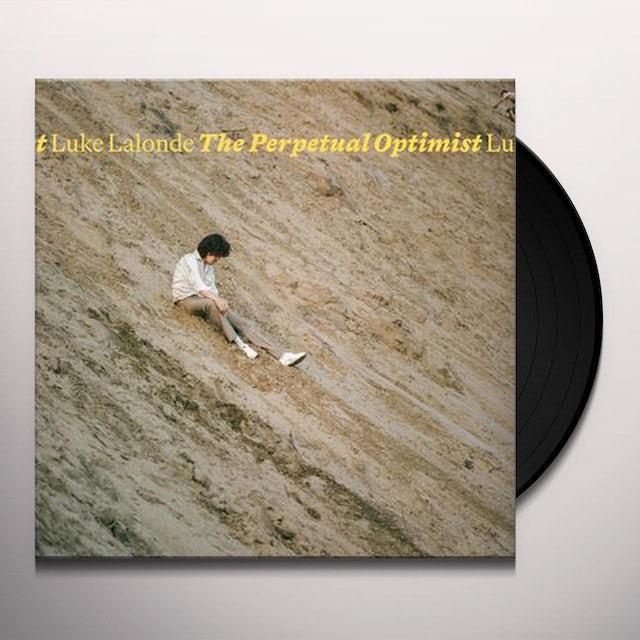 Luke Lalonde PERPETUAL OPTIMIST Vinyl Record