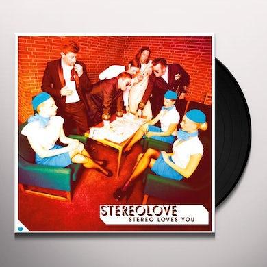 Stereolove STEREO LOVES YOU Vinyl Record